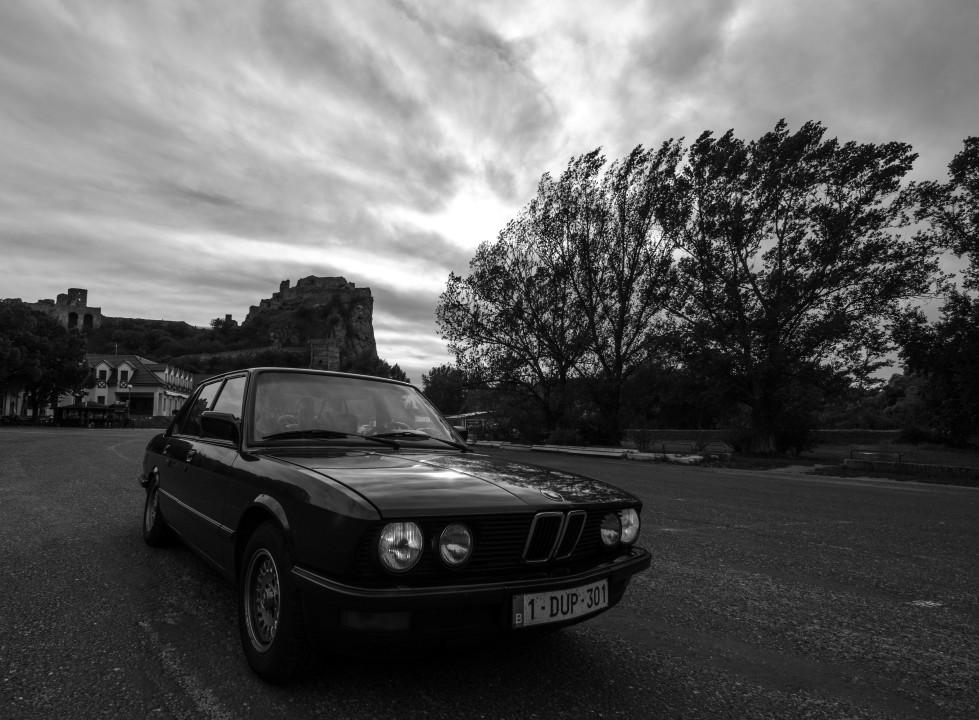 BMW 518I E28 Slovakije