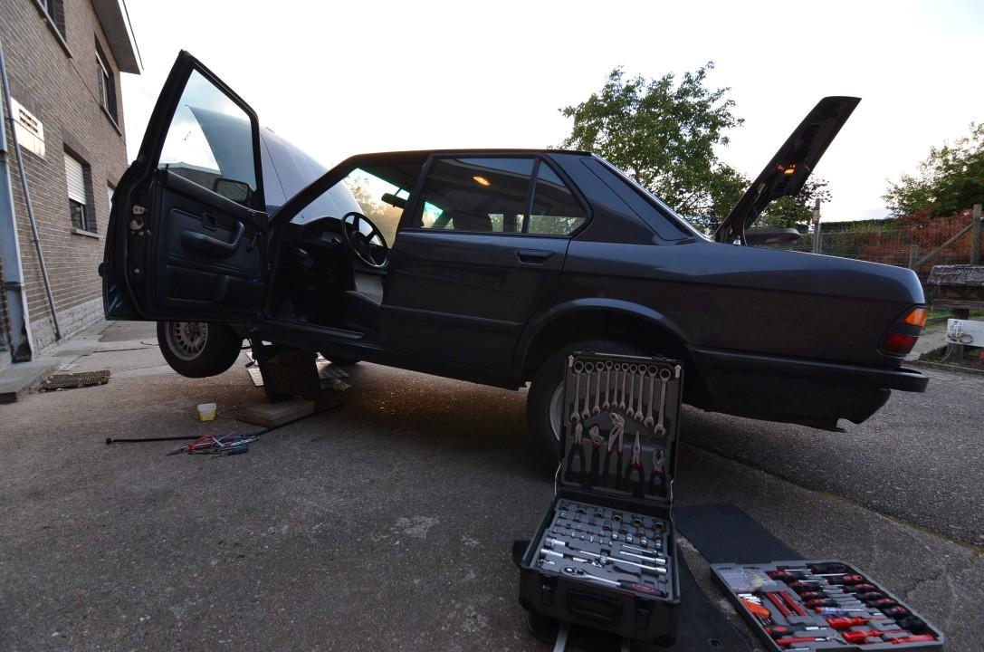 BMW 518I E28 hoofdkoppelingscilinder