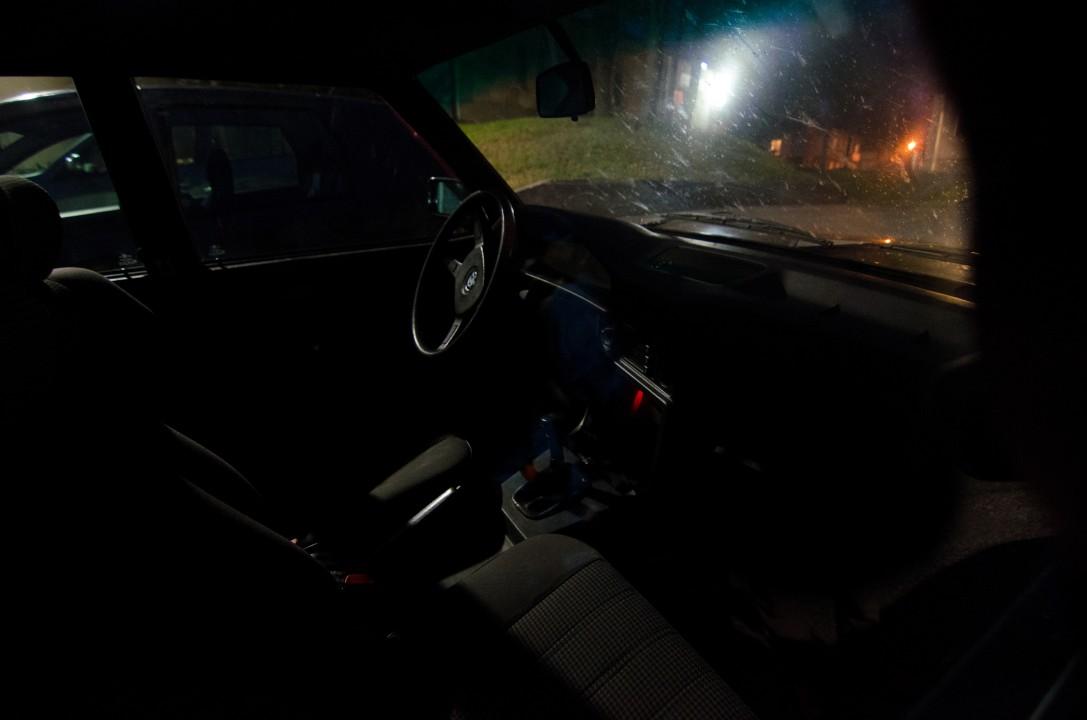 BMW E28 518I interieur