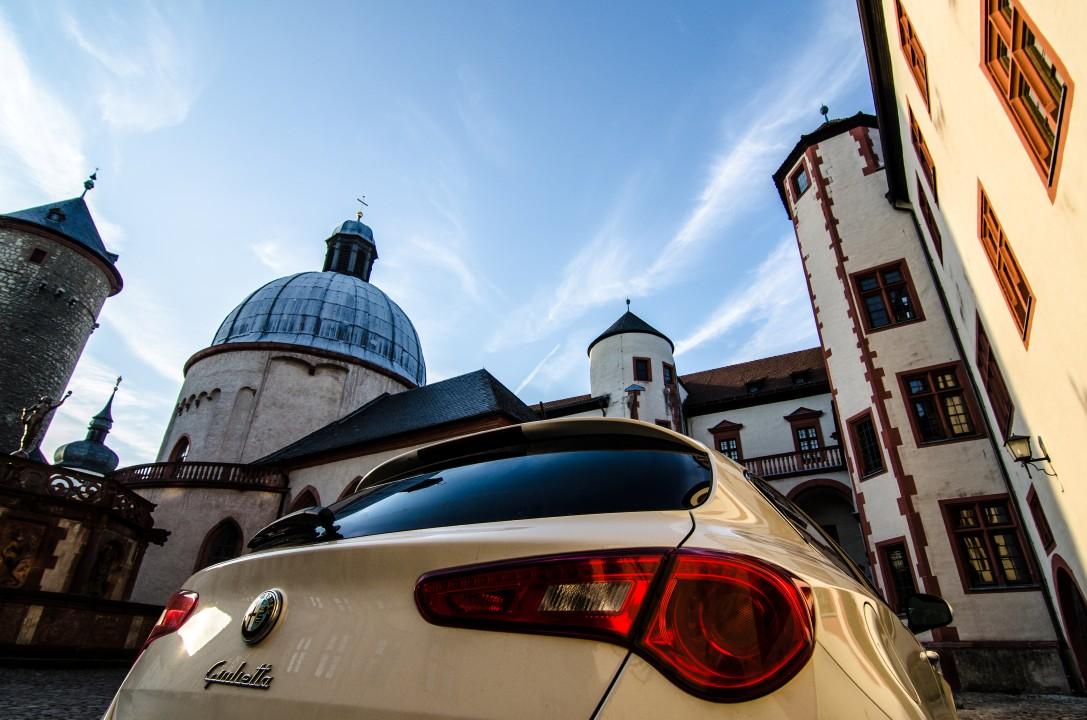 Alfa Romeo Bürgstatte Würzburg