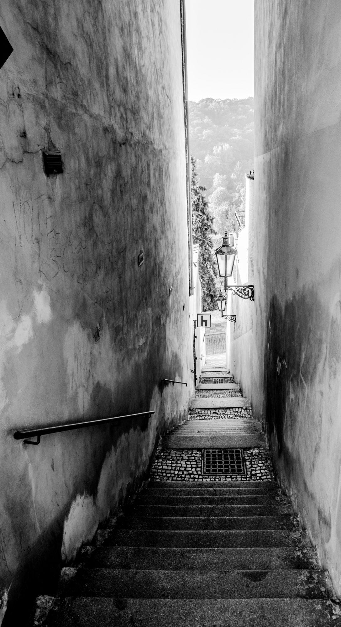 Alleyway Prague