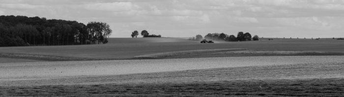 Landscape in the region of Rammée