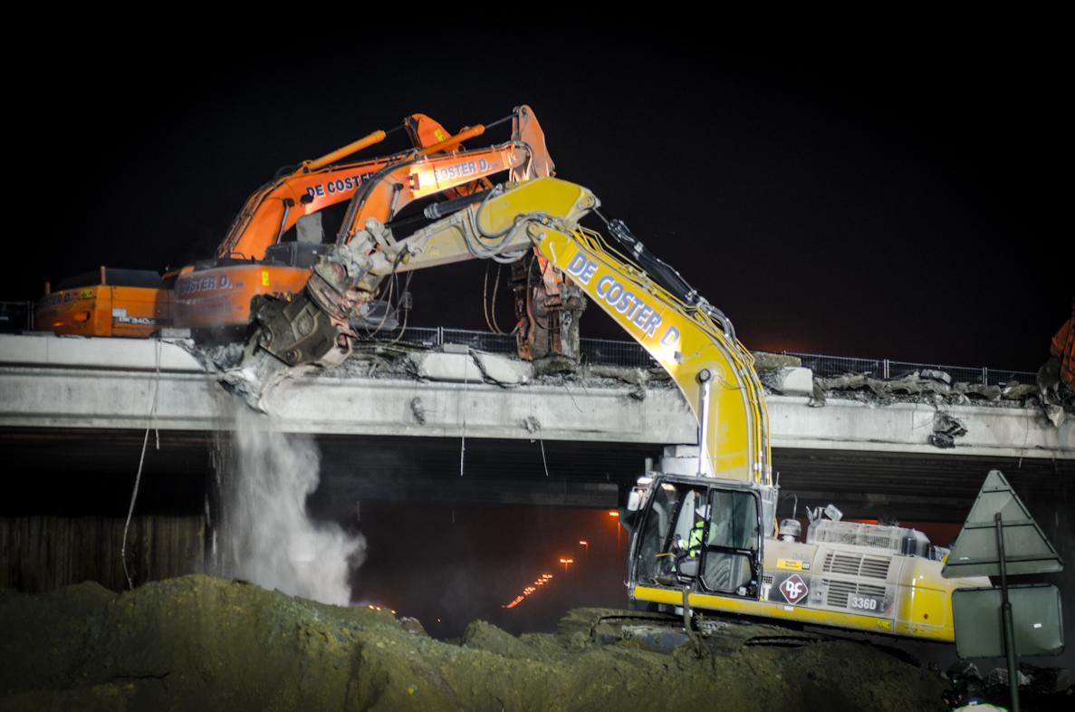 De Coster D. highwaybridge Geel Punt N19