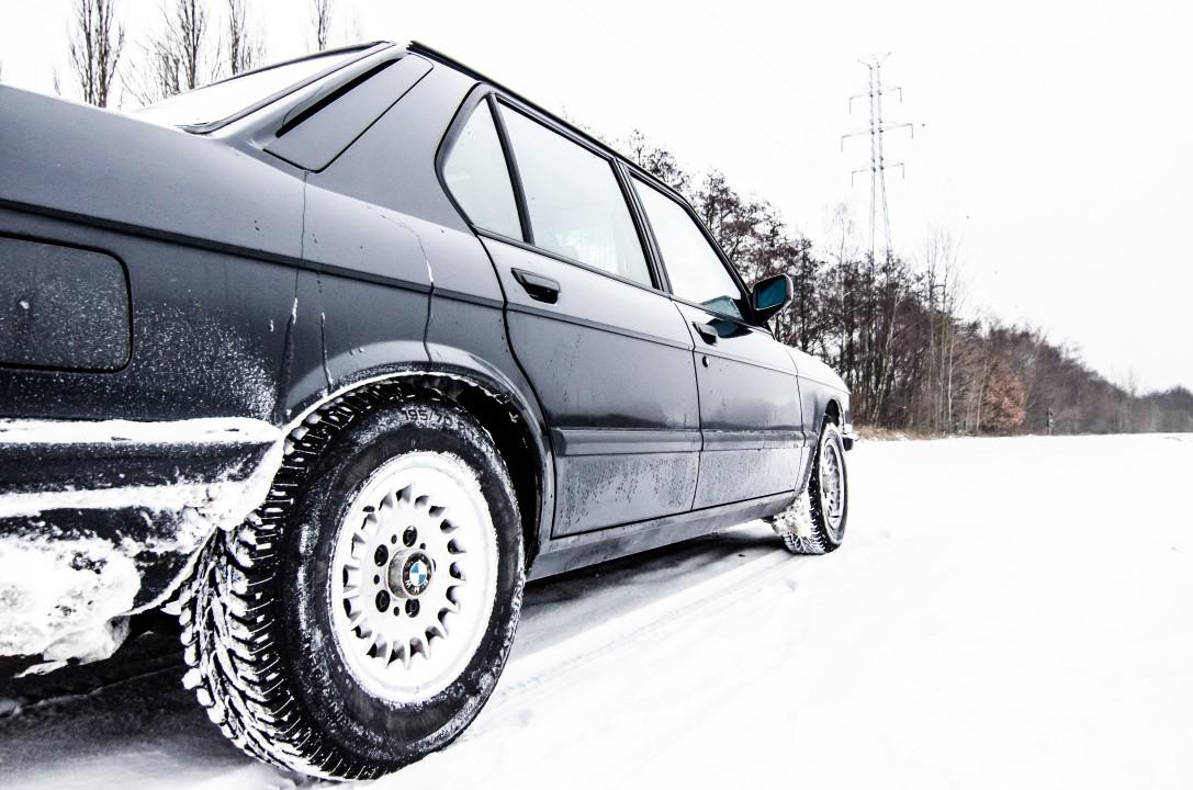 E28 in winter