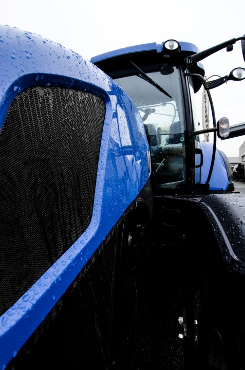 New  Holland T7 Gejaco