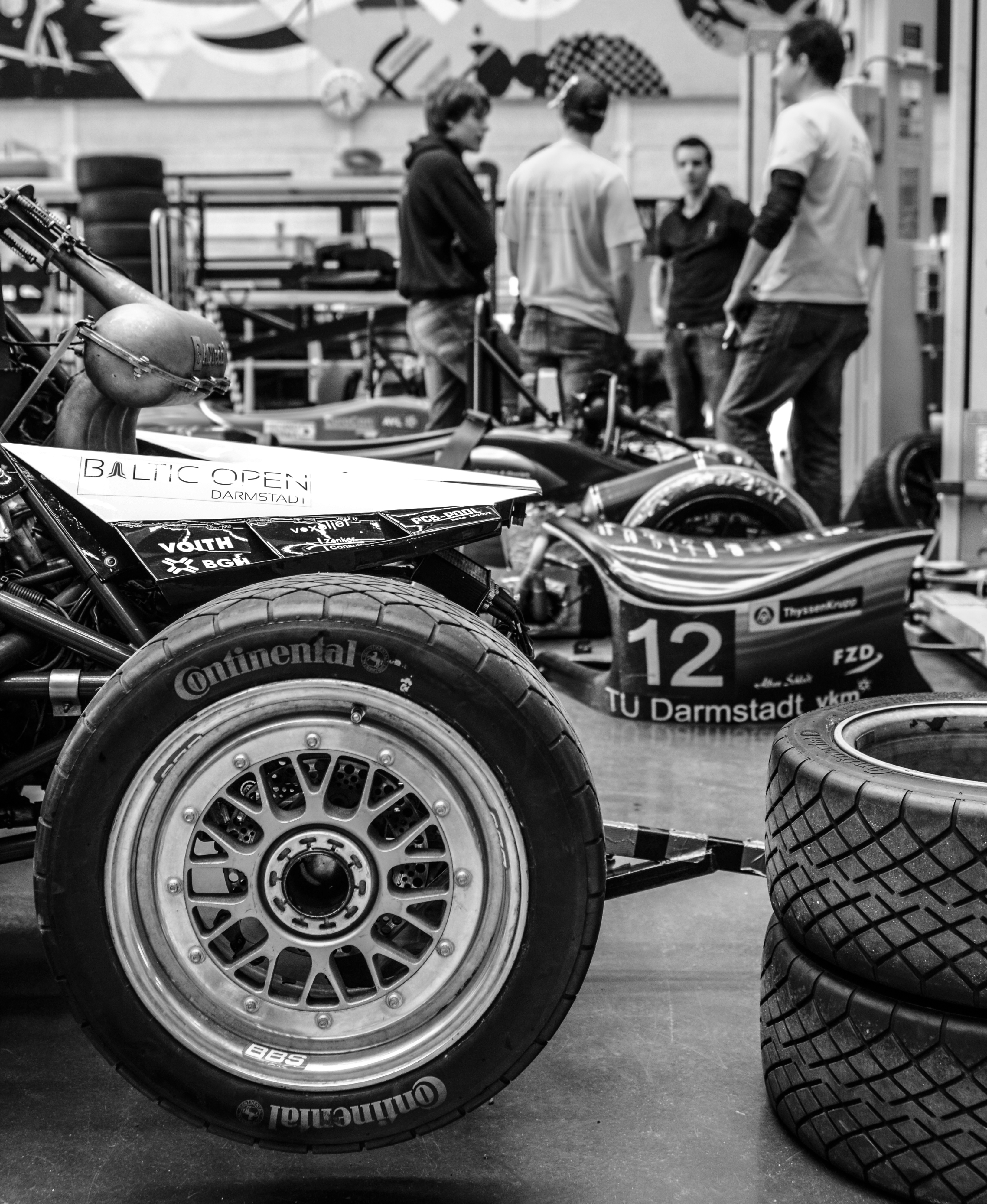 Eindhoven Open Pits