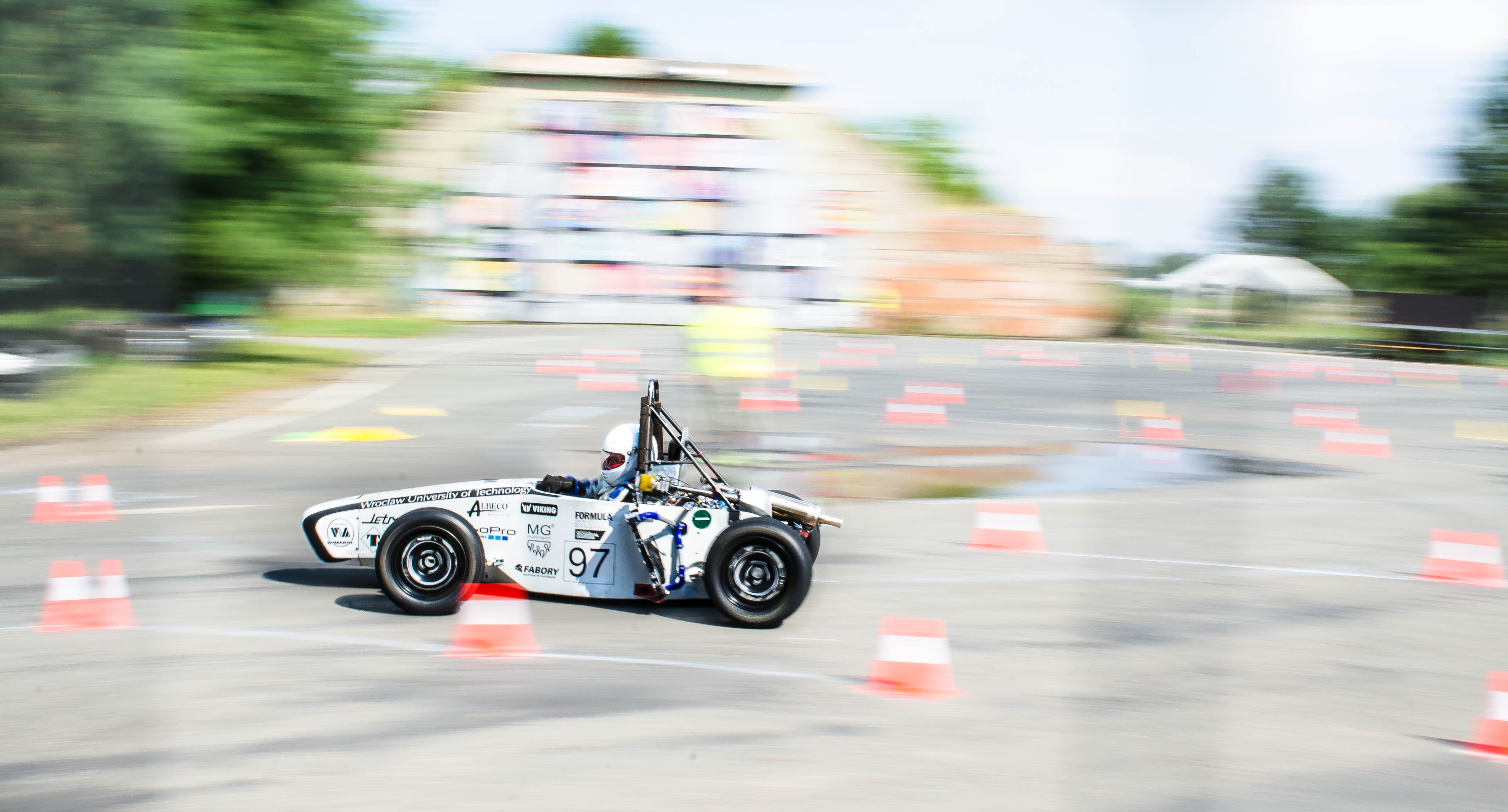 PWR Racing from Wroclaw University of Technology