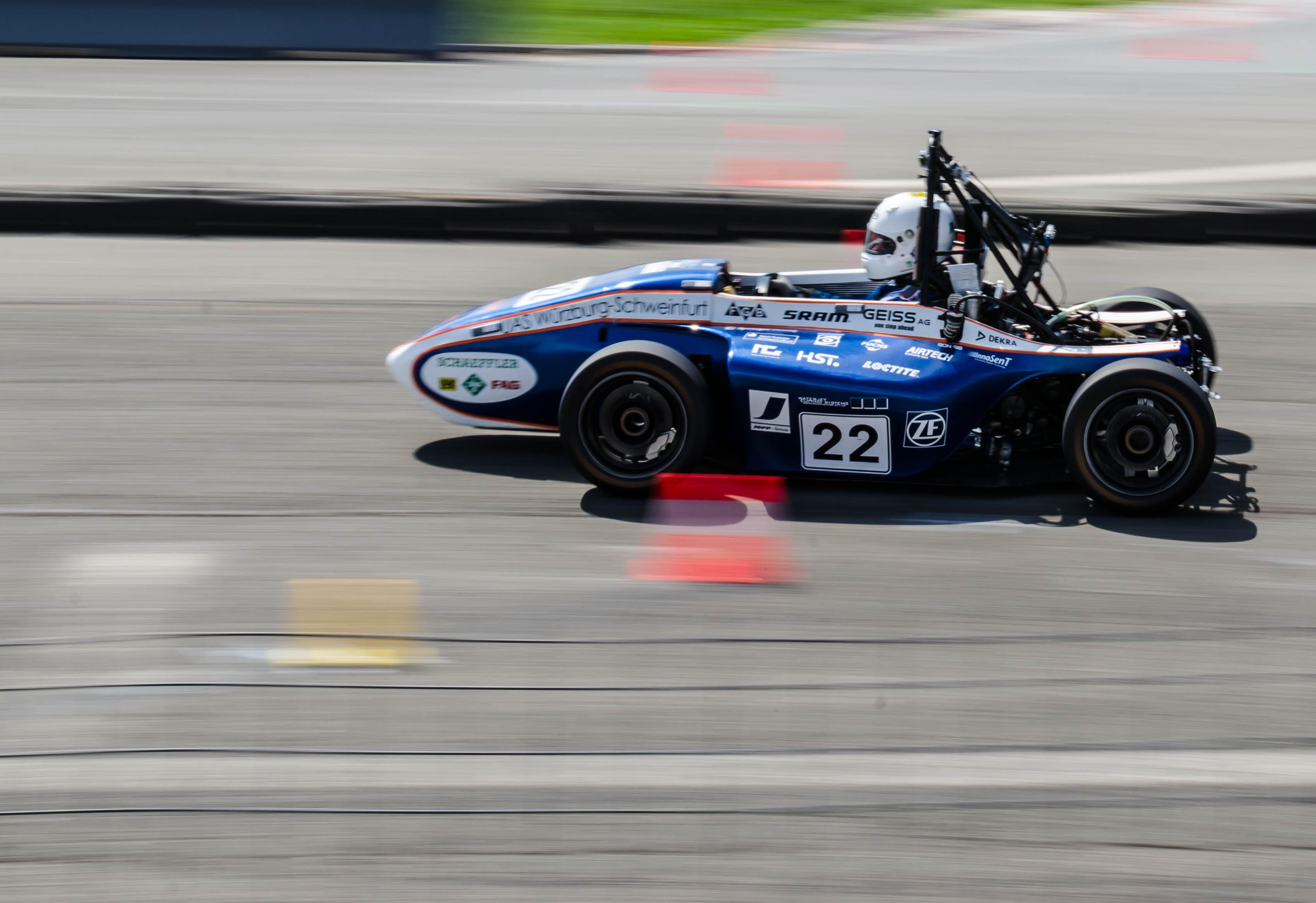 Mainfranken Racing from UAS Würzburg-Schweinfurt