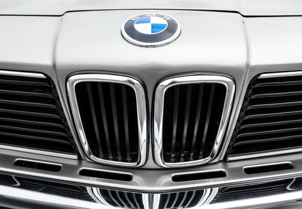 BMW E24 @ Oldtimer Fly In