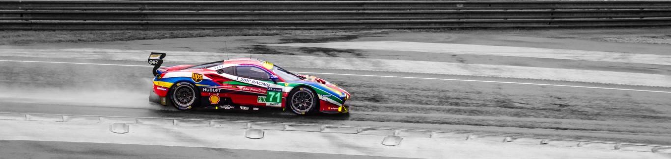 Le Mans 2016 livery