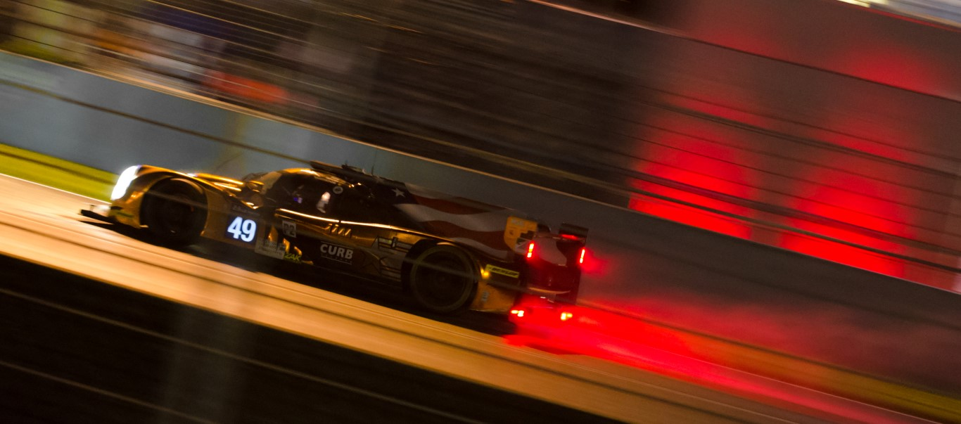 Le Mans 2016 in motion