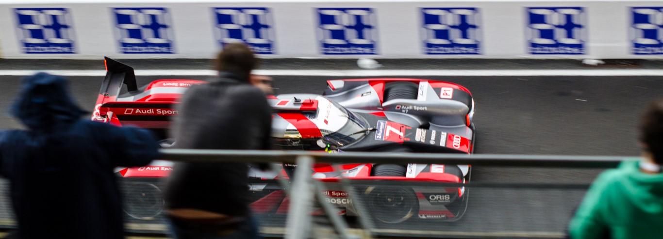 Le Mans 2016 in motion